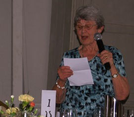 Margaret Haile, daughter of choir founder the late Sidney Bowden, shares her memories.