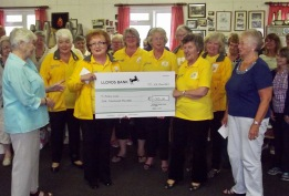 £1000 for Marie Curie!