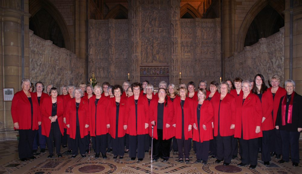 STITHIANS LADIES CHOIR